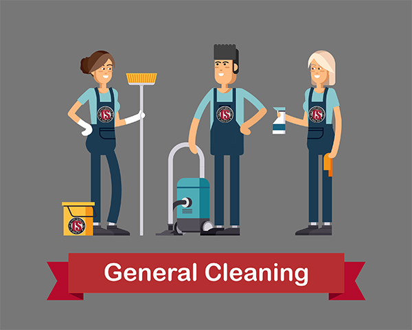 General Cleaning – Wecare Cleaning Services